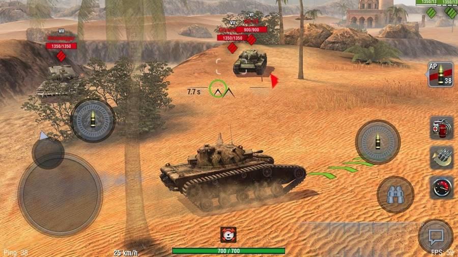 world-of-tanks-android Os 25 Melhores Jogos de Guerra para Android e iPhone