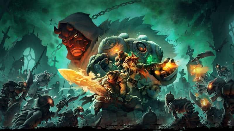 Battle-Chasers-Nightwar Battle Chasers Nightwar vence como melhor jogo mobile na Gamescom