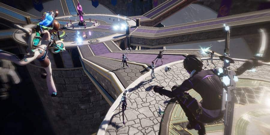 Project-su-android-iphone-2 Project SU: Epic Games apresenta novo game para mobile