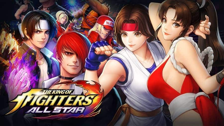 The-King-of-Fighters-Allstar-Global The King of Fighters ALLSTAR é lançado no Brasil (Android e iOS)