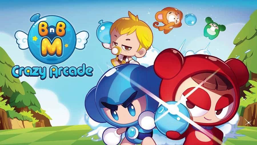 """bnb-m-crazy-arcade-nexon-jogo-android-iphone BnB M: O """"Bomberman"""" da Nexon chega ao Android e iOS"""