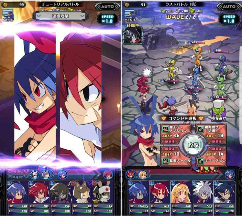 disgaea-rpg Disgaea RPG já está disponível no Android (APK)