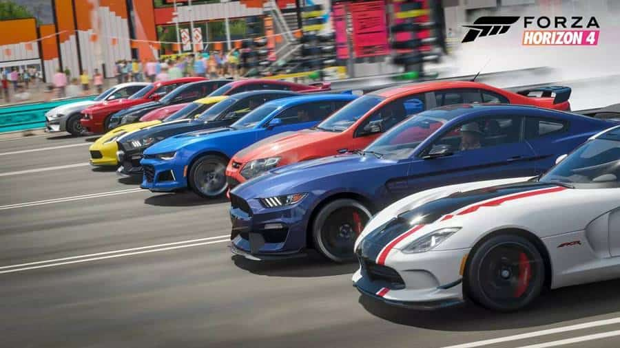forza Forza Street para Android, iOS e Windows 10