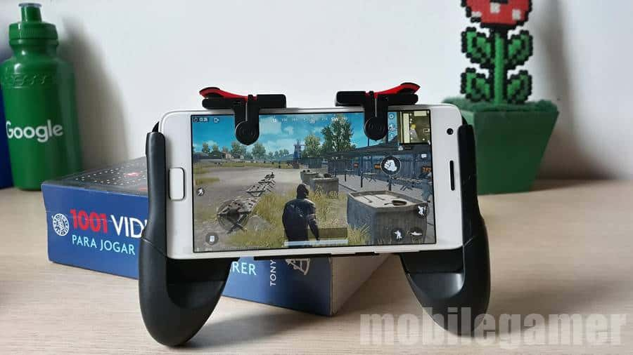 """gatilho-free-fire-pubg-mobile-camelo Gatilhos e Gamepad de """"camelô"""" para celular. Vale a Pena?"""