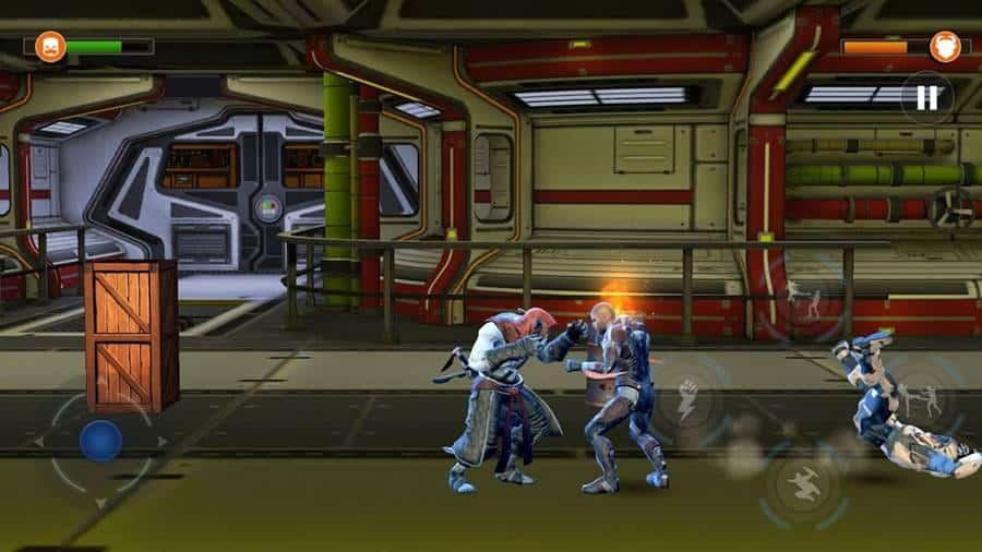 monster-avenger-android Monster Fighter Vs Avenger  é um jogo de luta offline para Android