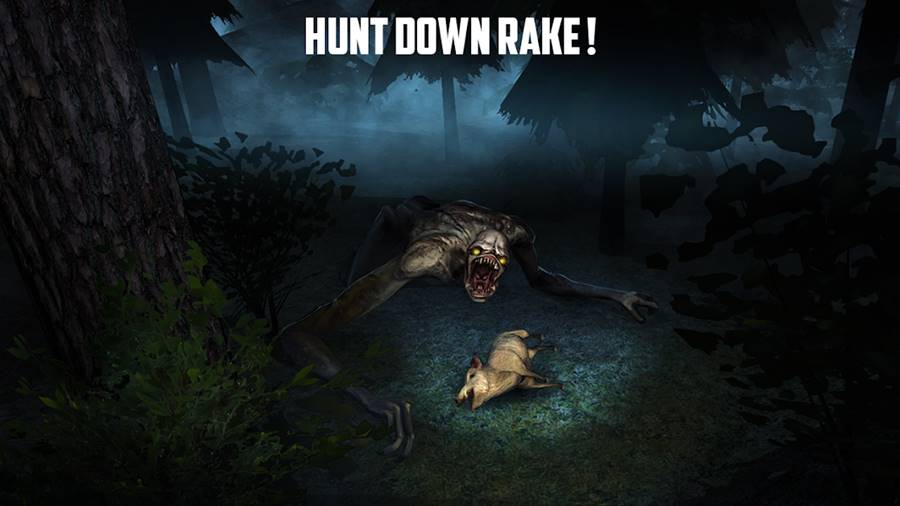 rake-monster-android-offline-game Rake Monster Hunter - Jogo Offline para Android