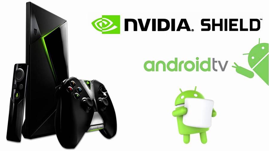 shield-tv-android 5 Melhores Android TV Box para Jogos de 2019