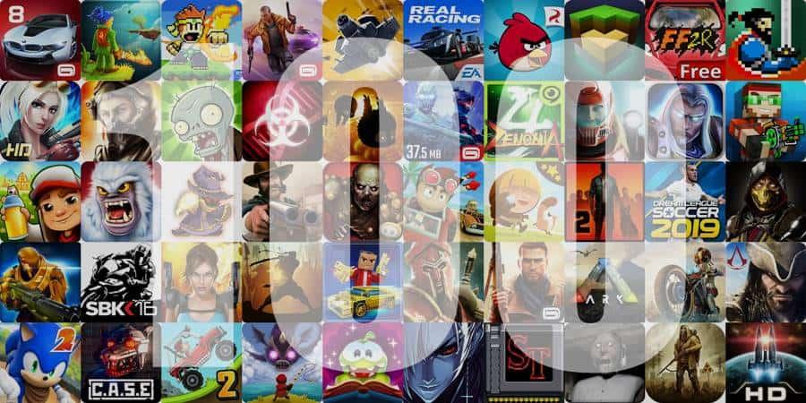 100-melhores-jogos-offine-gratis-android 100 Melhores Jogos Offline Grátis para Android