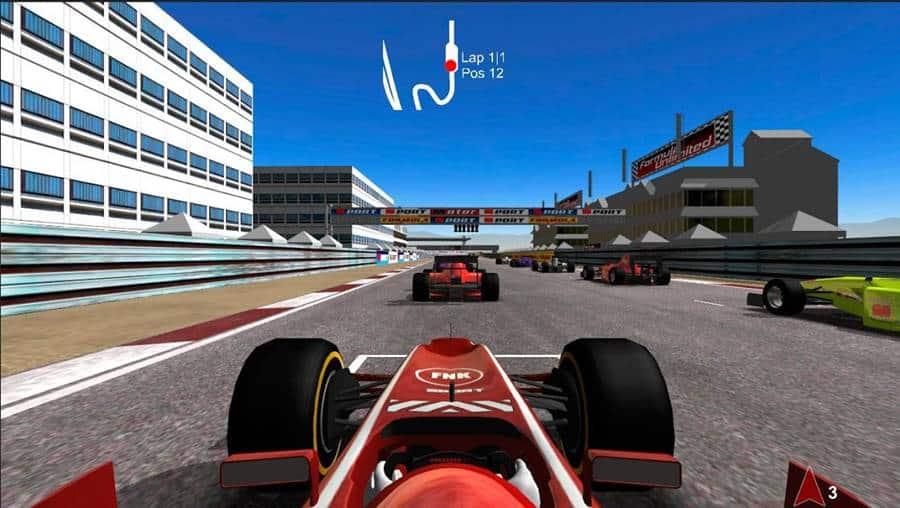 Formula-Unlimited-android 10 Jogos de Fórmula 1 para Android e iPhone