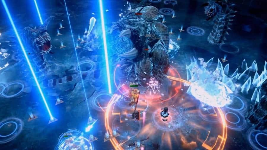 Gigantic-X-android Gigantic X: Novo jogo da produtora de Blade 2 (Android)