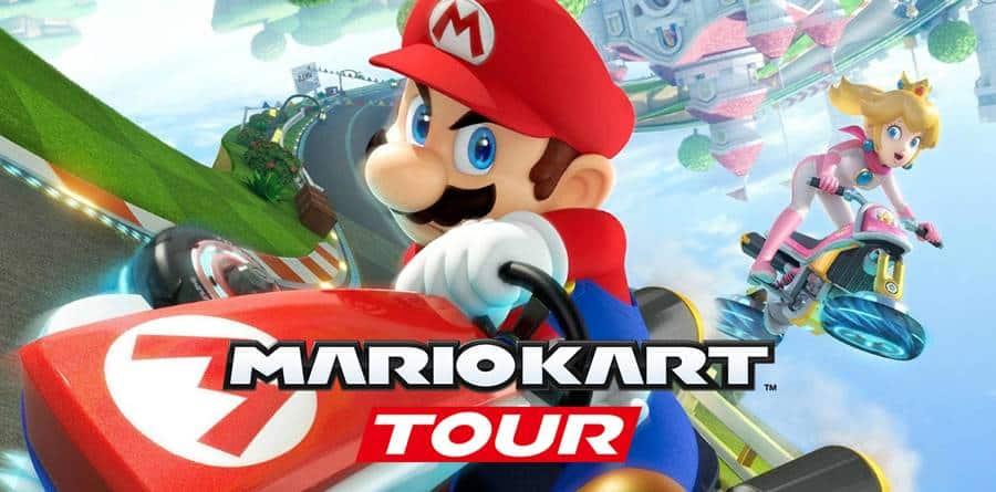 Mario-Kart-Tour-image Mario Kart Tour: veja gameplay e personagens do jogo para Android e iOS