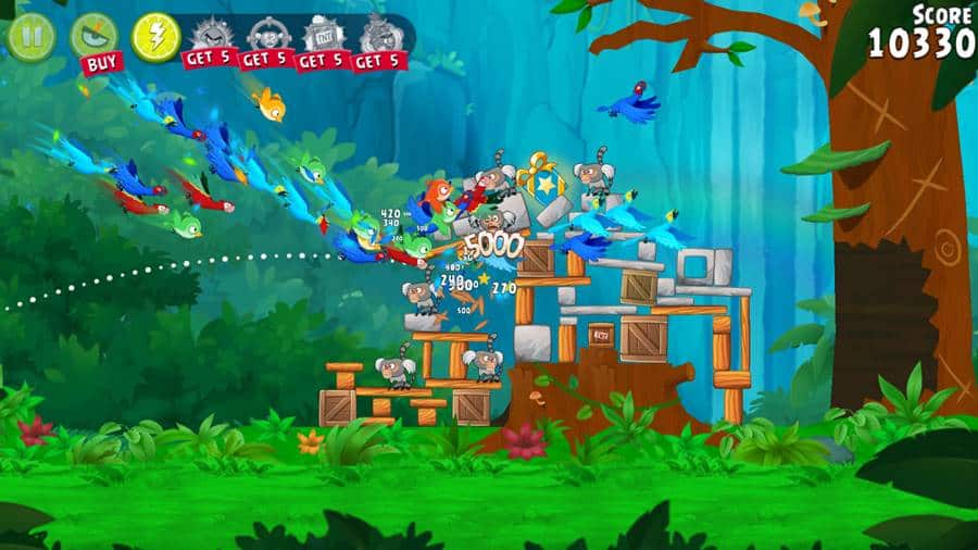 angry-birds-rio 100 Melhores Jogos Offline Grátis para Android