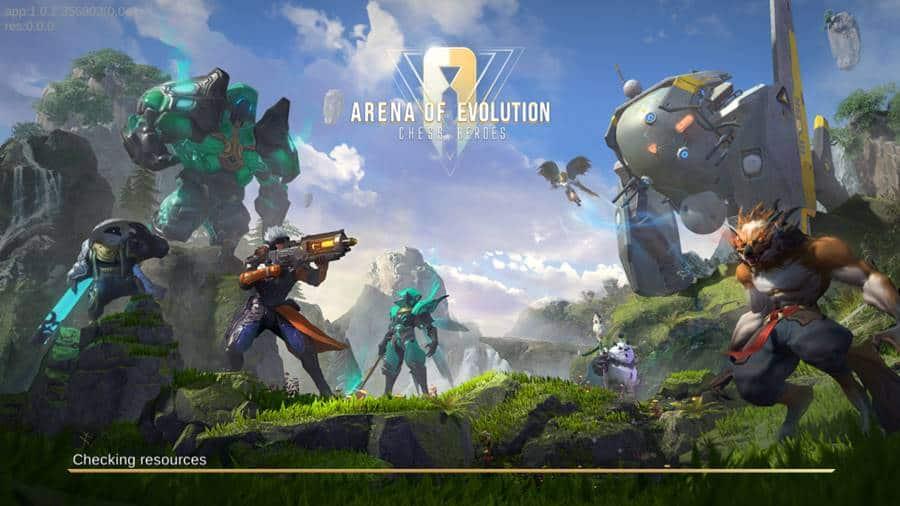 """arena-of-evolution-android-1 Arena of Evolution lembra """"Auto Chess"""", mas fica só na lembrança"""