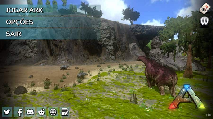 ark-envolved-android 100 Melhores Jogos Offline Grátis para Android