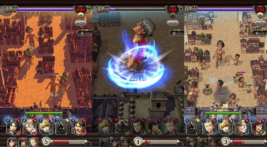 attack-on-titan-tactics-android-apk Attack on Titan Tactics: APK do game do anime para Android