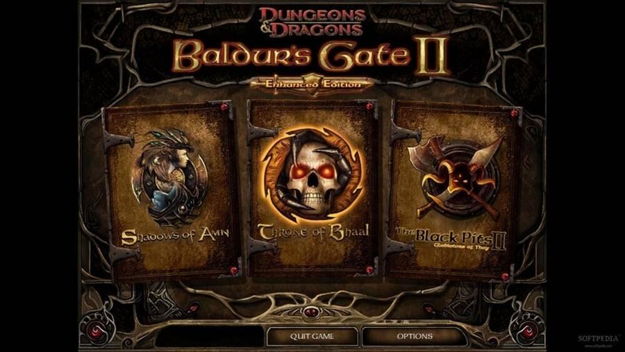 baldur-gate-2 Baldur's Gate II e Icewind Dale foram removidos da Google Play