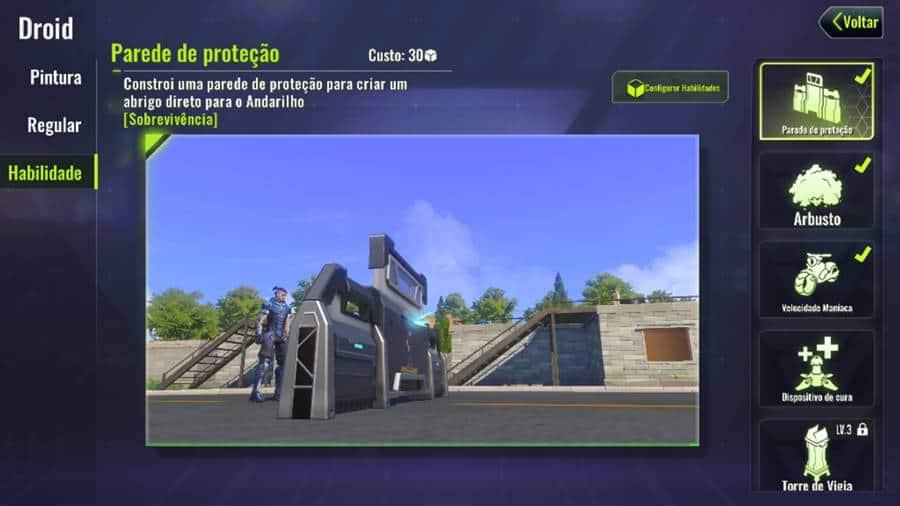 barricadas-cyber-hunter-android-iphone Cyber Hunter está incomodando fãs de Free Fire e outros jogos