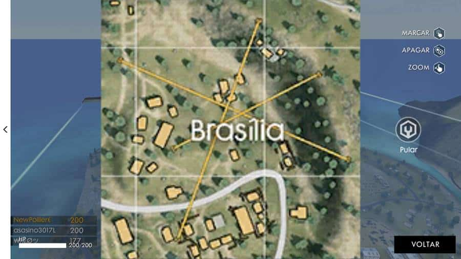 brasilia-free-fire 10 Curiosidades Incríveis sobre Free Fire