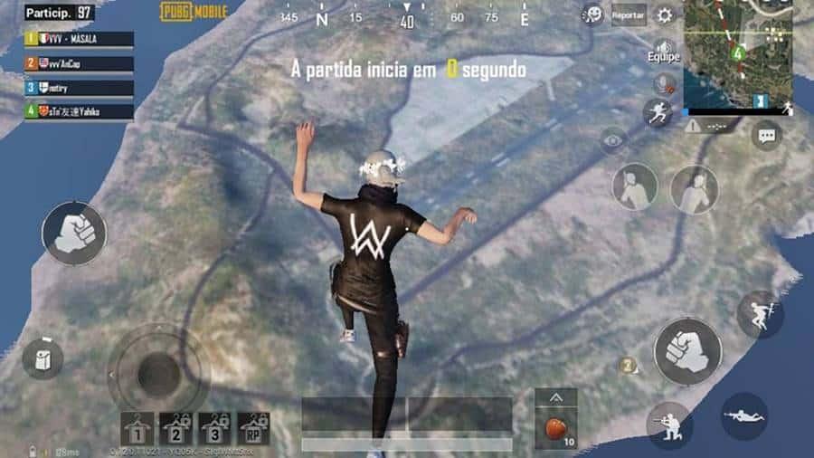 bug-jogadores-caem-do-aviao PUBG Mobile: Bug arremessa jogadores do avião (sem paraquedas)