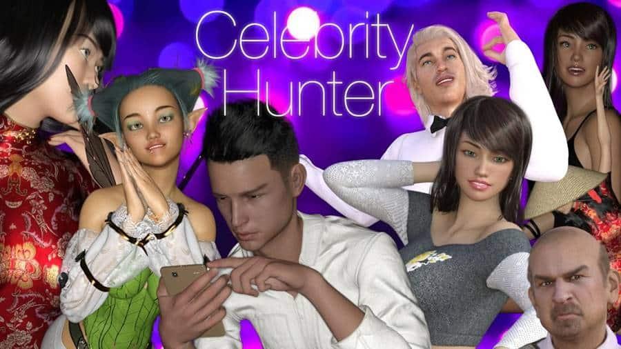 Celebrity  Hunter é o jogo mais safadinho da Google Play