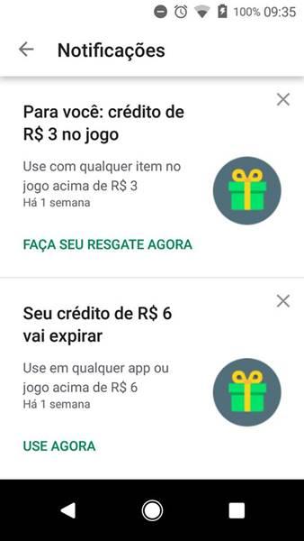 como-resgatar-recompensas-google-play-6 Como Resgatar Créditos Grátis (Recompensas) na Google Play