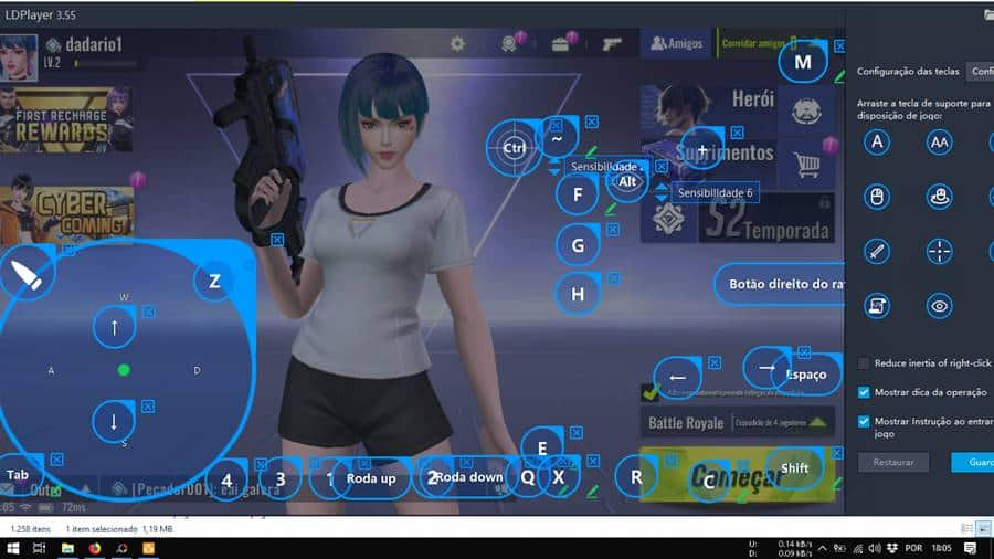 cyber-hunter-como-jogar-pc Como jogar Cyber Hunter no PC (Windows 7 e 10)