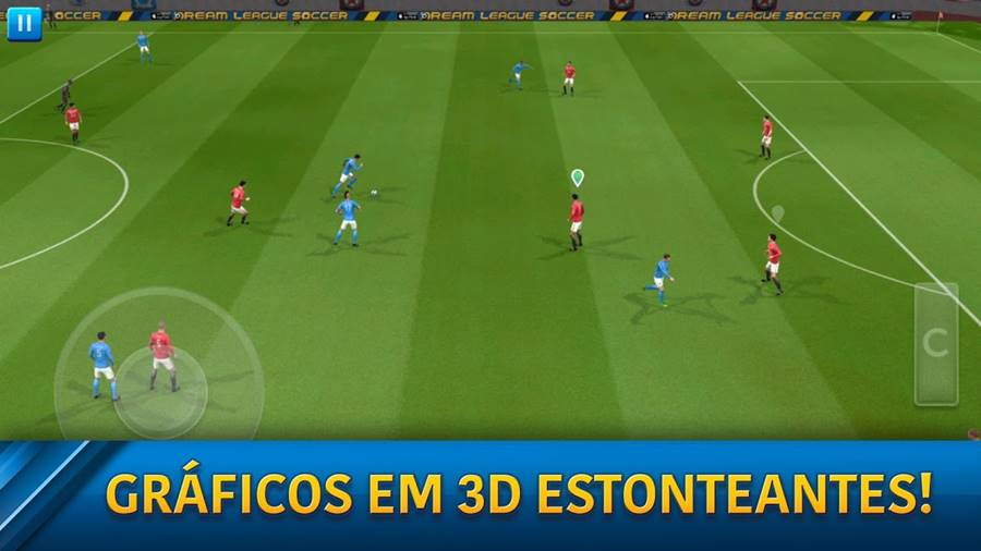 dream-league-soccer-2019 100 Melhores Jogos Offline Grátis para Android