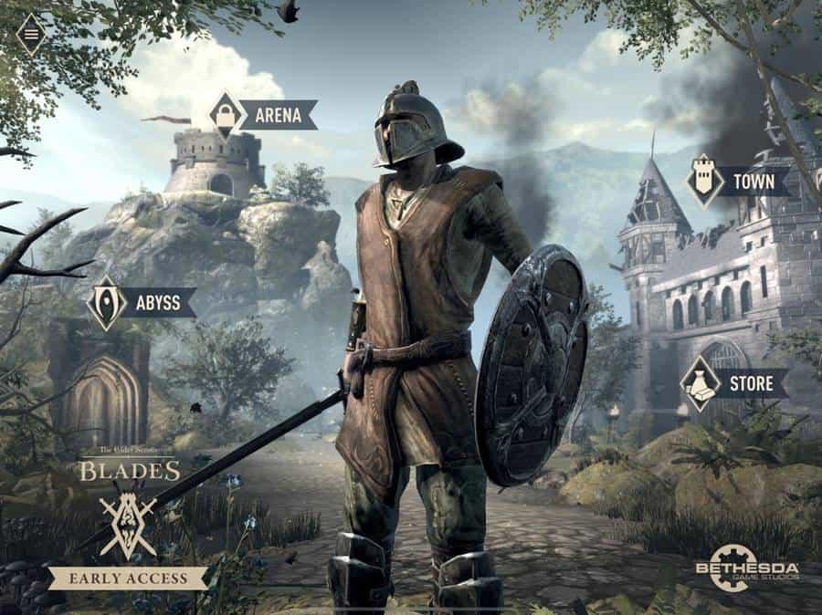 elder-scrolls-blades-menu-principal-2 Tudo que tem de errado com The Elder Scrolls Blades