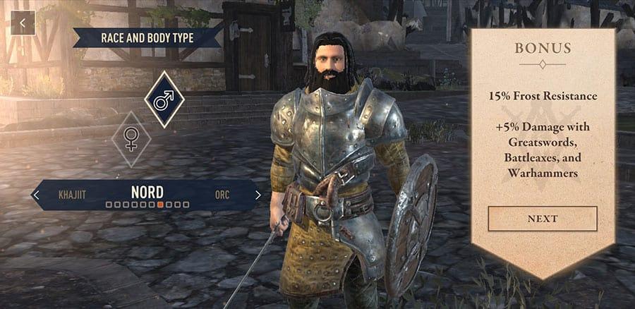 elder-scrolls-blades-racas Tudo que tem de errado com The Elder Scrolls Blades