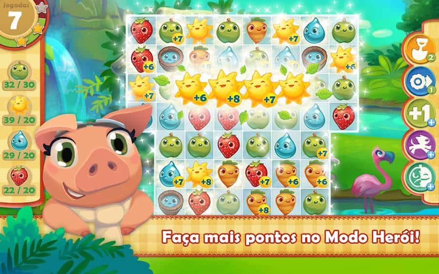 farm-heroes-super-saga 100 Melhores Jogos Offline Grátis para Android