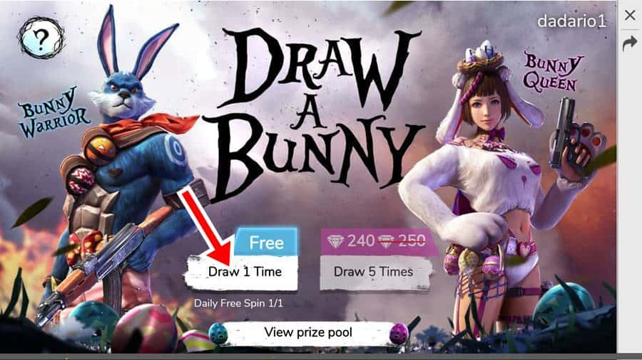 free-fire-evento-coelho-pascoa-desenho-2 Free Fire: como desenhar o coelho! Todos os desenhos!