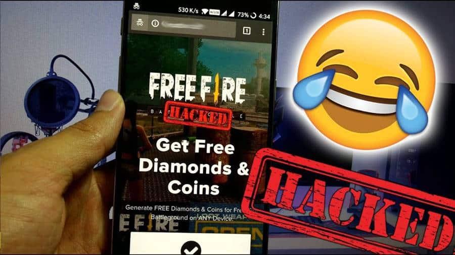 free-fire-hackeado Free Fire: BUG do Diamante está fazendo a Garena perder a cabeça