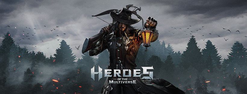 heroes-of-the-multiverse Heroes of the Multiverse mistura MOBA e Battle Royale
