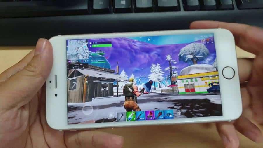 iphone-6-plus-fornite Top 25: Melhores Celulares para Jogos 2019
