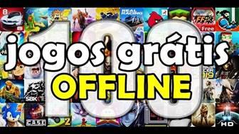 100 jogos offline para Android grátis width=