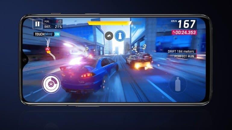 oneplus-6t-rodando-asphalt-9 Top 25: Melhores Celulares para Jogos 2019