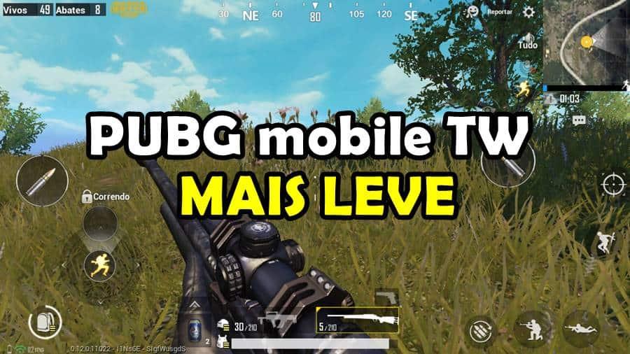 """pubg-mobile-tw-taiwan-apk PUBG Mobile: versão taiwanesa é mais """"leve"""" e com ping """"baixo"""""""