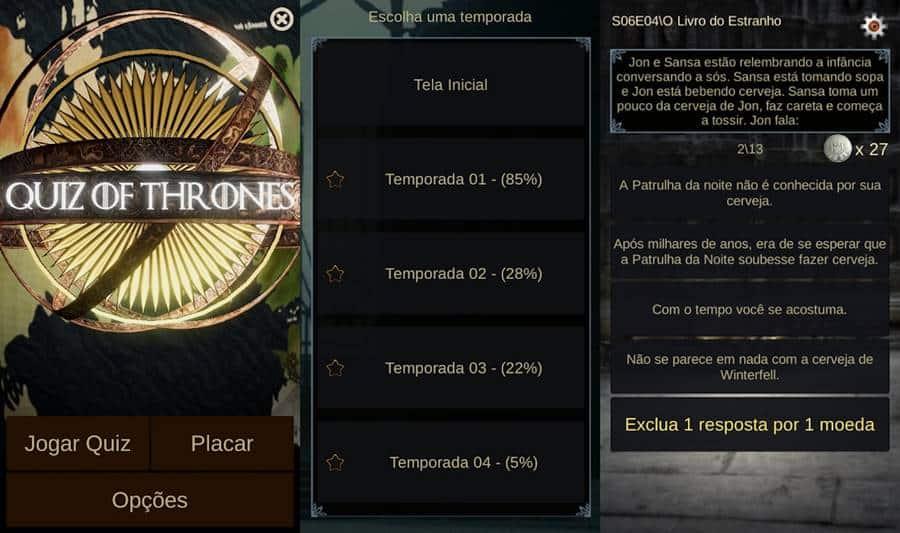 quiz-of-thrones-android Conheça os Jogos de Game of Thrones para Android e iOS