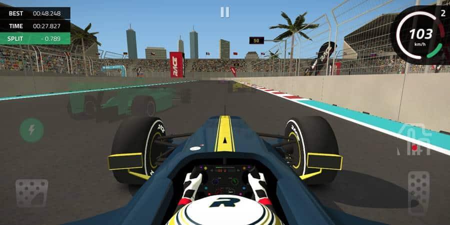 race-nation 10 Jogos de Fórmula 1 para Android e iPhone