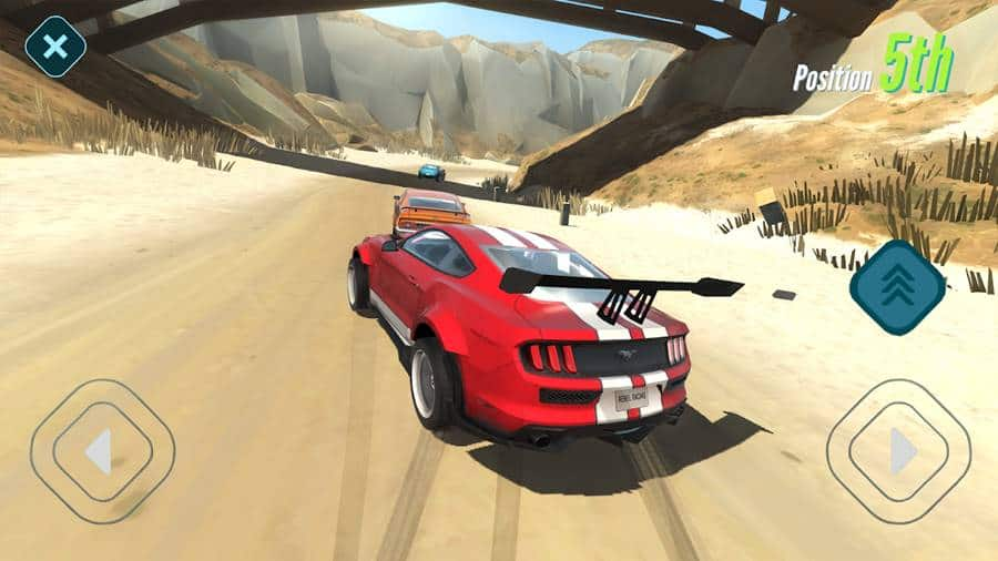 rebel-racing-android-iphone Rebel Racing: Jogo para celular tem corridas de 30 segundos