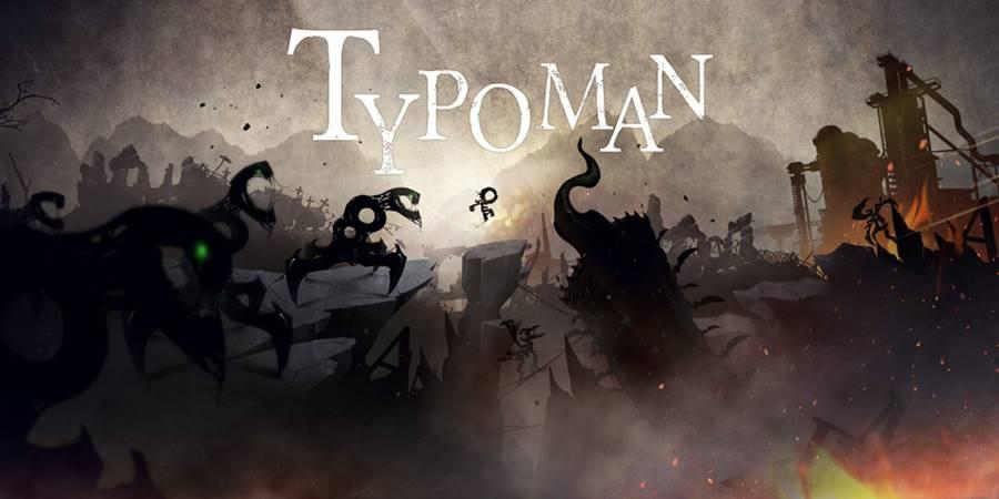 typoman-android-iphone Typoman: treine o seu inglês nesse jogo offline de plataforma