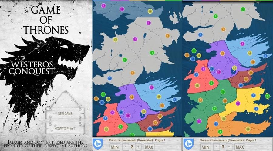 westeros-conquest-android Conheça os Jogos de Game of Thrones para Android e iOS
