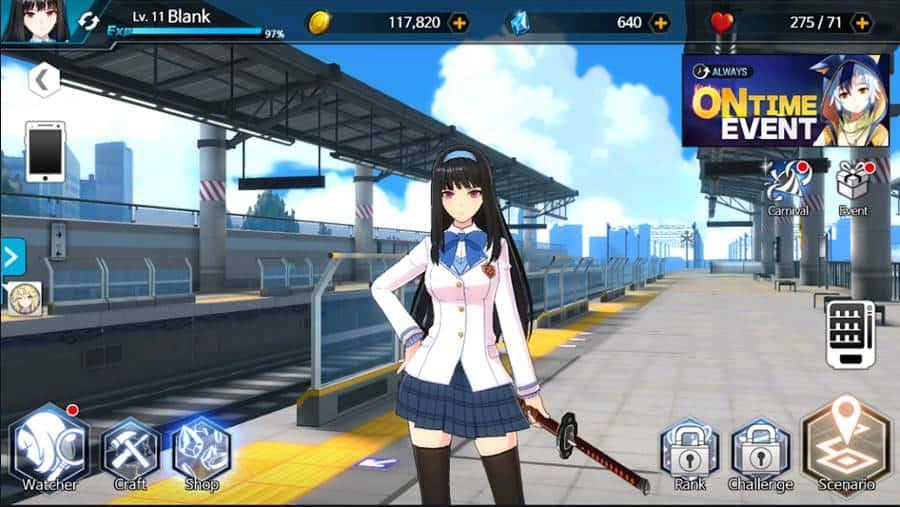 Blank-City-android-ios-apk Blank City: novo jogo Android parecido com Honkai Impact 3