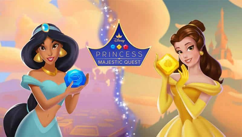 Disney-Princess-Majestic-Quest A Gameloft Anuncia Dois Novos Jogos Mobile da Disney