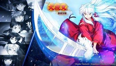 Jogo de MMORPG do anime Inuyasha: Naraku's War