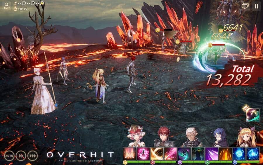Overhit-launch-screenshot-1 Melhores Jogos para Celular da Semana (31-05-2019)