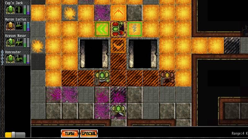 Templar-Assault-RPG-Elite 8 Jogos Offline que estão em promoção no Android