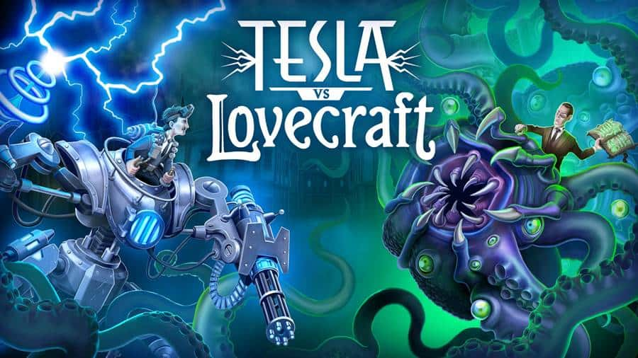 Tesla-vs-Lovecraft-android-apk-iphone Tesla vs Lovecraft chega mais barato no Android