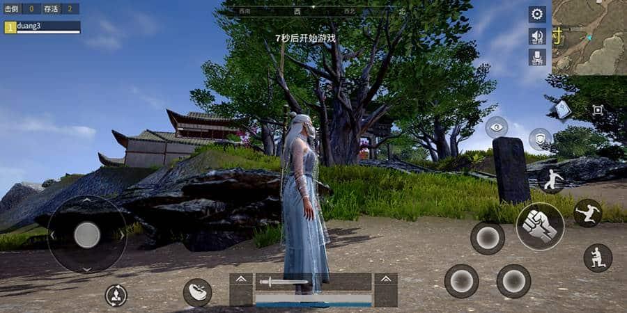 The-Swordsmen-X-CBT-2rd-SS02 Começa o teste beta fechado de The Swordsmen X