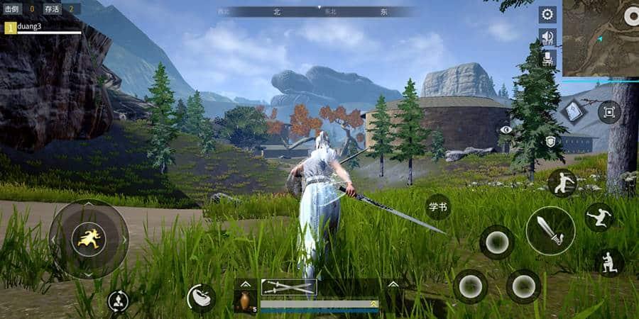 The-Swordsmen-X-CBT-2rd-SS03 Começa o teste beta fechado de The Swordsmen X